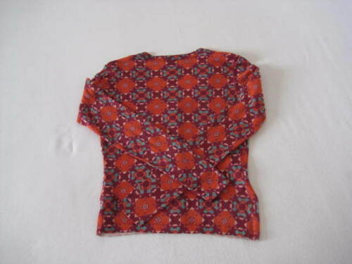Clements Schiap Ribeiro Uk M And Sl Reds Cardigan Wool Long 12 Merino Rust In qARwq4