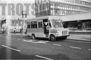 35mm Negative London Transport Ford Transport PDY5K at Ealing 1975