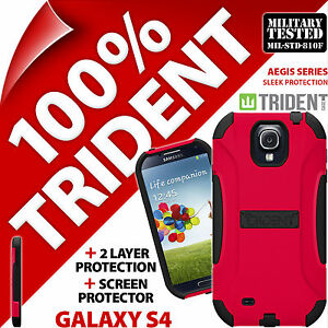NEUF-TRIDENT-egide-PROTECTION-COQUE-ROBUSTE-pour-Samsung-I9500-Galaxy-S4