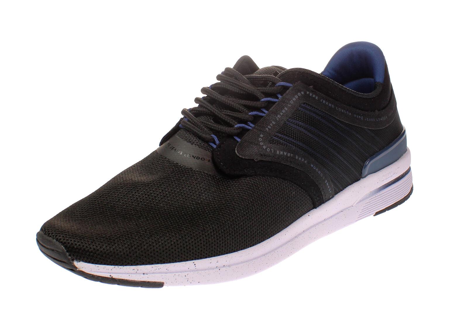 Pepe Jeans pms30517-caballero zapatos zapatillas - 999-negro