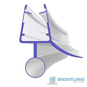 Duschdichtung-Ersatzdichtung-Duschprofil-Duschtuerdichtung-Typ-8800-Vorgebogen