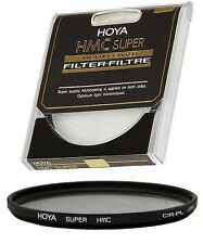 Hoya 55mm Extra Thin Circular Polarizer Super Multi Coated Glass Filter, London