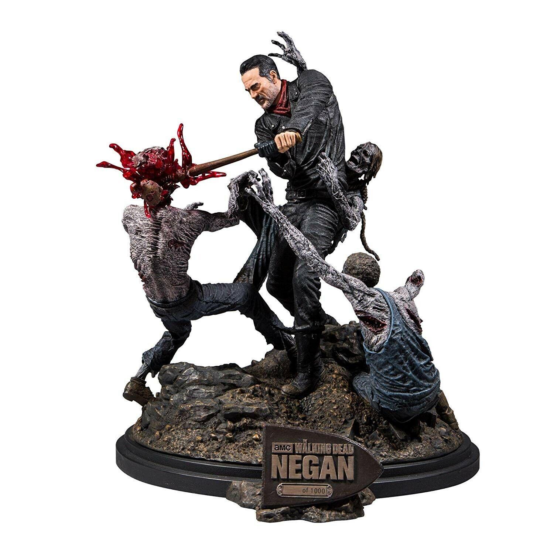 The Walre Dead Statue Negan Negan Negan 30 cm McFarlane giocattoli c8b987