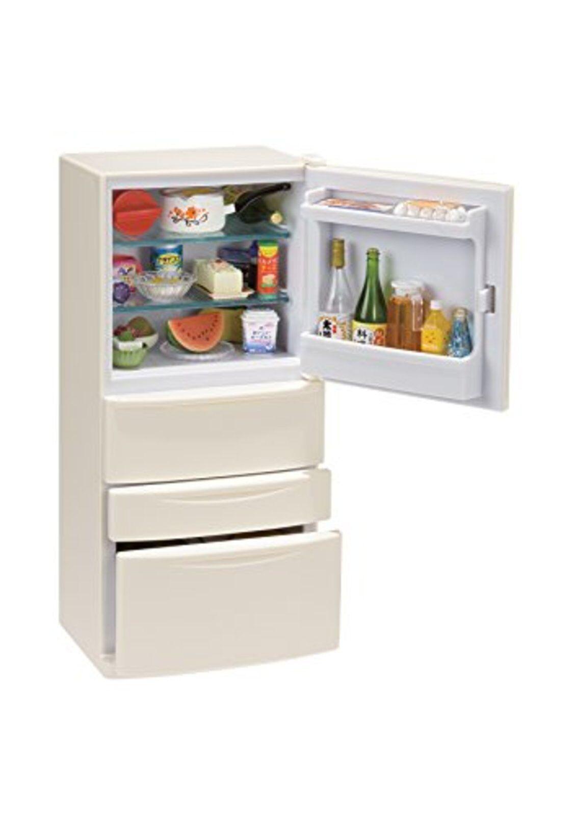 Re-Siet Petit Probe Serie Kühlschrank Set Miniatur Figures Aufbewahrung F S