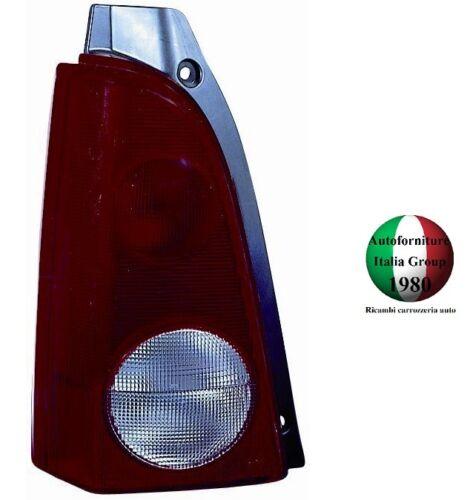 FANALE FANALINO STOP POSTERIORE POST SINISTRO SX SUZUKI WAGON R 00/>02 2000/>2002