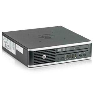 HP Compaq Elite 8300 Desktop Intel I5 3470 2.9 GHz 8GB 120GB SSD Windows 10 Pro