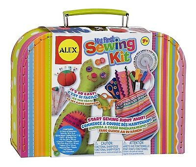 ALEX Toys Craft My First Sewing Kit 195WN by Alex Toys OOO 195WN XTS (BRAND NEW)
