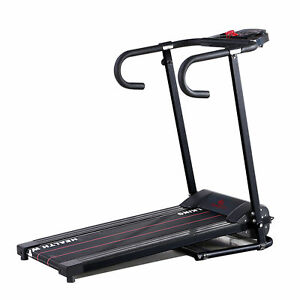 HBS 80100050 Folding Motorized Treadmill - 1100W