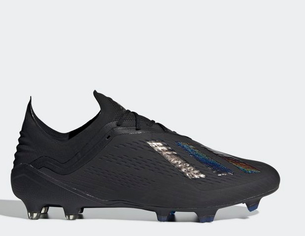 [Adidas] [Adidas] [Adidas] X 18.1 FG (BB9346) - nero, Uomo Soccer scarpe Outdoor Football Cleats a4903d