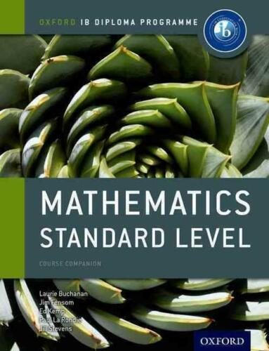 1 von 1 - IB Mathematics Standard Level: For the IB diploma
