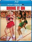 Bring It on 0025192231582 With Kirsten Dunst Blu-ray Region a