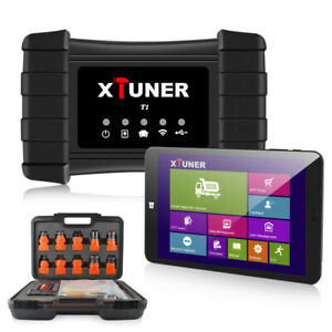 XTuner-T1-Heavy-Duty-Truck-OBD2-Diagnostic-Scanner-Tool-for-Windows-with-Tablet