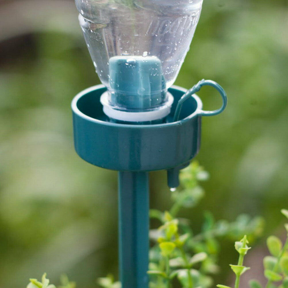 Automatic Self-Watering Device Drip Water Spikes Flower PlantWateringTool27c K~