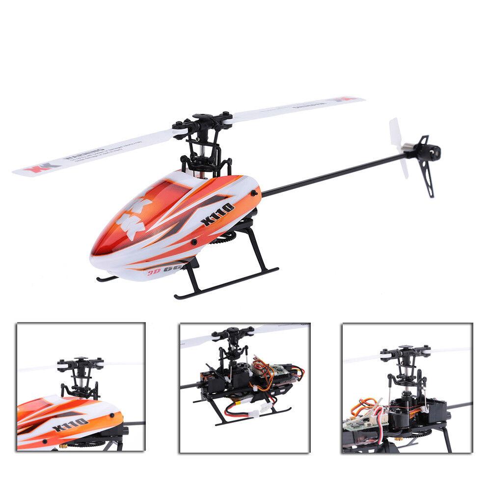 System 6G 3D K110 Blast XK Original Brushless 6CH Drone