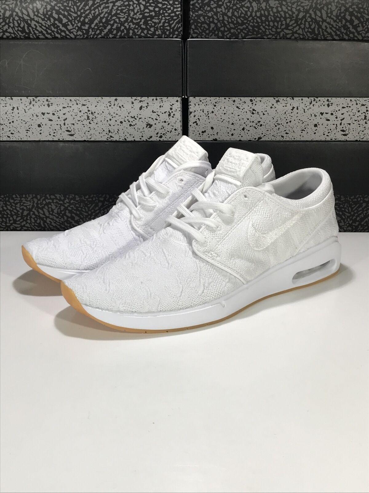 Size 12 - Nike SB Air Max Stefan Janoski 2 White Gum 2019 for sale ...