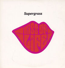 Supergrass-Kiss Of Live Promo cd single