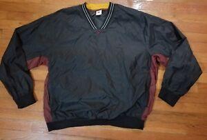 d71549623af Old Vintage 90's Old Nike Windbreaker Pullover Jacket XL | eBay