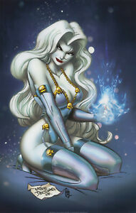 Lady-Death-Print-Art-by-Mike-Deodato-Jr-11x17-Comic-Art