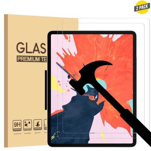 2 Pack Tempered Glass Screen Protector For Amazon// Samsung// Surface// iPad//Lenovo