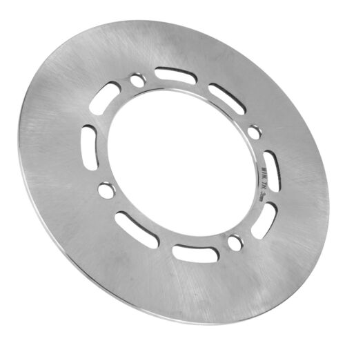 Front Rear Brake Disc Rotor w//Brake Pad for Yamaha Grizzly 660 YFM660F 2003-2008