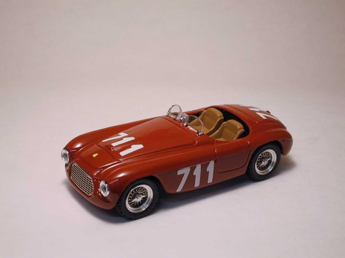 Ferrari 166 mm Spider mm 1950 Model 0052 Type Model