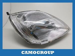 Front Headlight Left Front Left Headlight Depo For FORD Fiesta 02