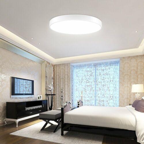 12W-96W LED Deckenlampe Deckenleuchte Panel Deckenbeleuchtung Wohnzimmer Küche