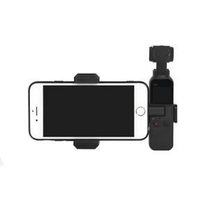 Grosses Soldes Dji Osmo Pocket Smartphone Support Smartphone Mount-afficher Le Titre D'origine Excellente Qualité