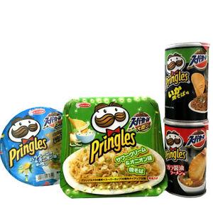 Pringles-Ramen-Yakisoba-Ramen-Flavored-Chips-Free-Shipping-JAPAN-Limited-Edition