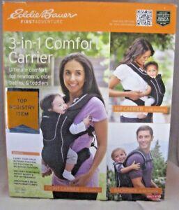 0c99438d138 Eddie Bauer First Adventure 3-in-1 Comfort Carrier - Baby Carrier ...