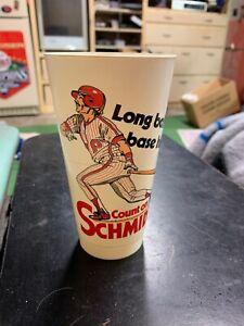 1980-Mike-Schmidt-Phillies-Baseball-Slush-Puppie-Collector-039-s-Series-Cup-16