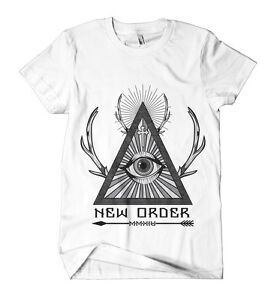 New order printed t shirt design skate bmx print tee for Order screen printed shirts