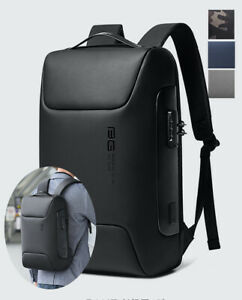 BANGE(BG7216)Anti Thief Backpack Fits for 15.6 inch Laptop  Multifunctional