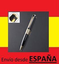 BOLI ESPIA CAMARA oculta grabadora audio lapiz boligrafo pen video spy cam mini