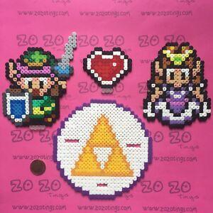 Legend Of Zelda 8 Bit Pixel Wedding Cake Topper Ebay