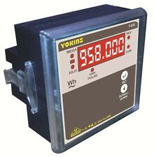 YOKINS Digital panel meter AC kwh Energy meter DPM Three Phase