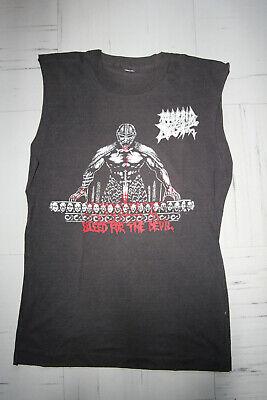 Accurato Morbid Angel Bleed For The Devil Tshirt Original Pacchetti Alla Moda E Attraenti