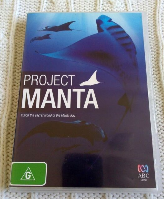 Project Manta Dvd For Sale Online Ebay