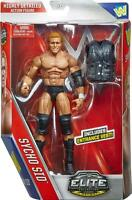 Sycho Sid Wwe Mattel Elite Series 39 Brand Action Figure Toy - Mint