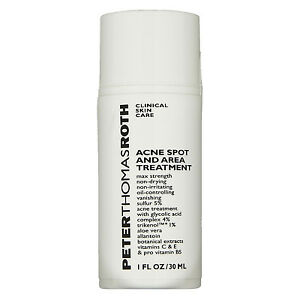 acne spot and area treatment