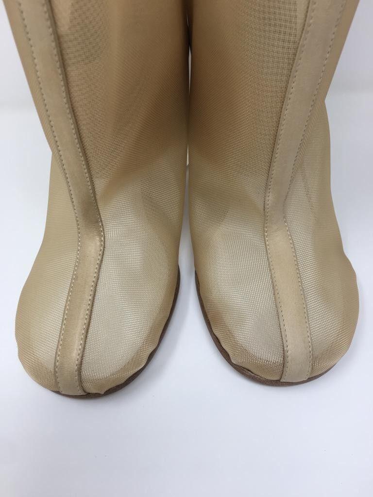 MAISON MARTIN MARGIELA Leder-trimmed Mesh & Perspex  Stiefel 37 UK 4/EU 37 Stiefel dab5c4
