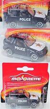 Majorette 212053050 Toyota RAV4 Cabrio Typ SXA POLICE / EMERGENCY / 911 ca. 1:50