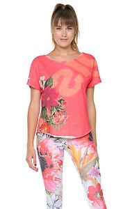 Desigual-Sport-Kollektion-Shirt-TS-CD-T-S-Oversize-B-paradise-pink-FS-2016