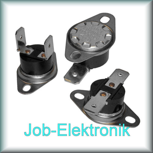 100 ° C 250v 10a thermoschalter bimetallschalter Interruptor de temperatura n.a