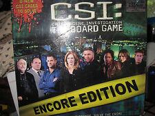CSI: Crime Scene Investigation Game ENCORE Edition