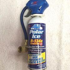 R134A, Polar Ice R134a Refrigerant 14oz. w/Easy Fill Trigger Valve, SWEET!
