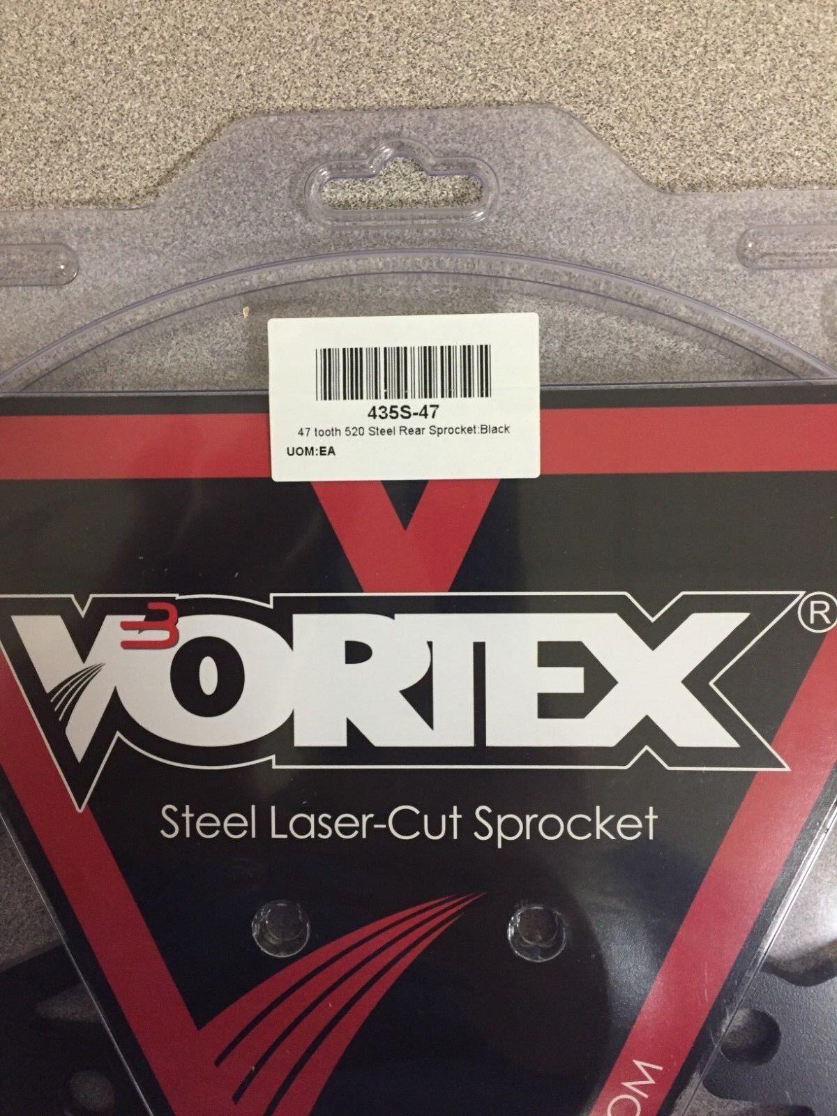 Vortex GFRS Go Fast 520 Street Chain and Sprocket Kit CK6154 16//47 YZF-R1 09-14