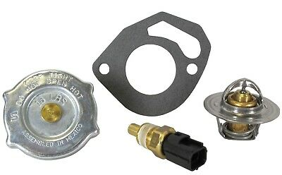 For 1997-2008 Ford F150 Coolant Thermostat Kit Stant 16281DH 1998 2001 1999 2000
