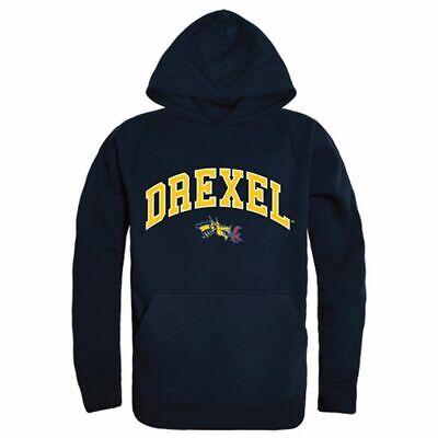 Drexel University Dragons Crewneck Pullover Sweatshirt Sweater Navy