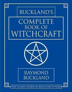 Bucklands Complete Book Of Witchcraft Pdf